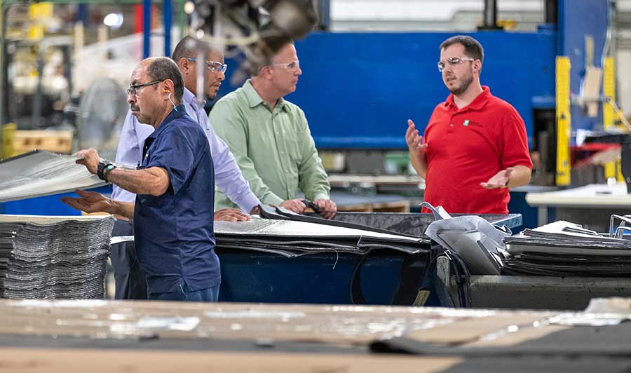 blachford acoustics custom manufacturing