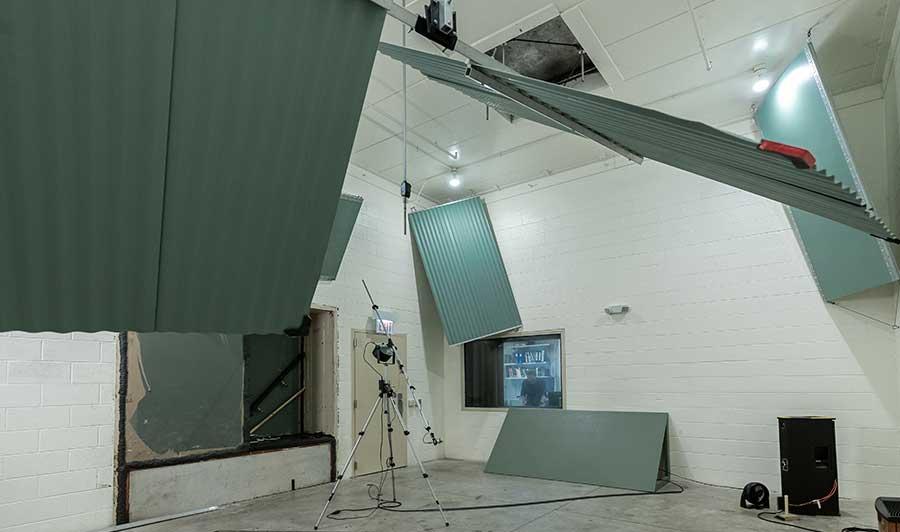 blachford acoustics lab