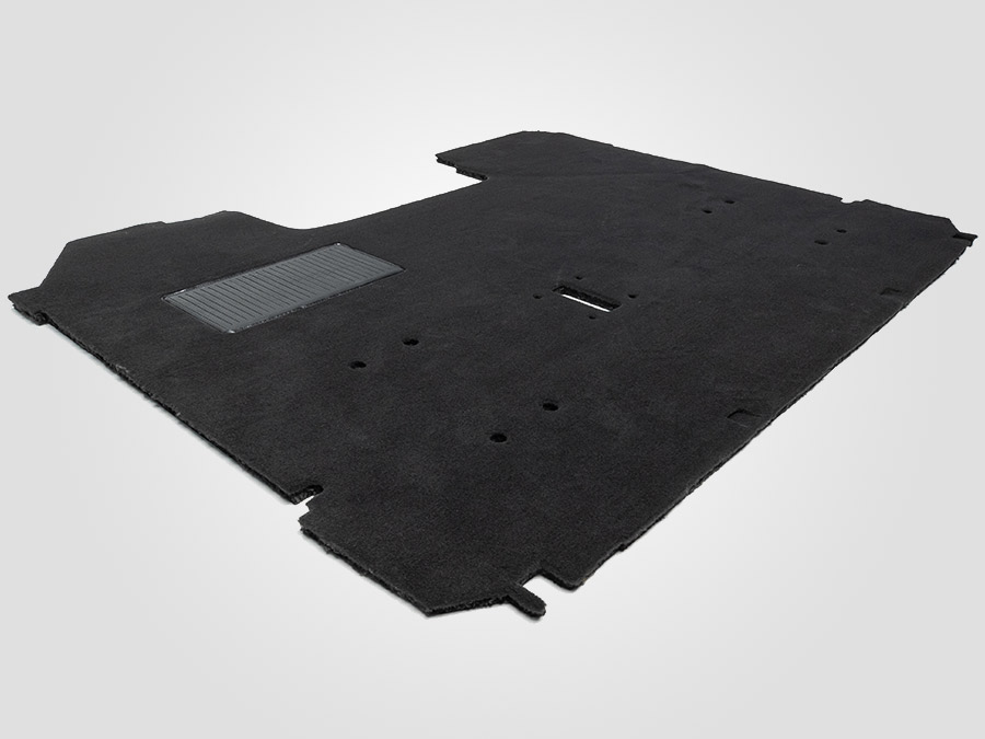 Blachford Rubber Flat Stock Floor Mats & Floor Systems