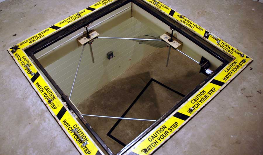 blachford acoustics lab isolation chambers