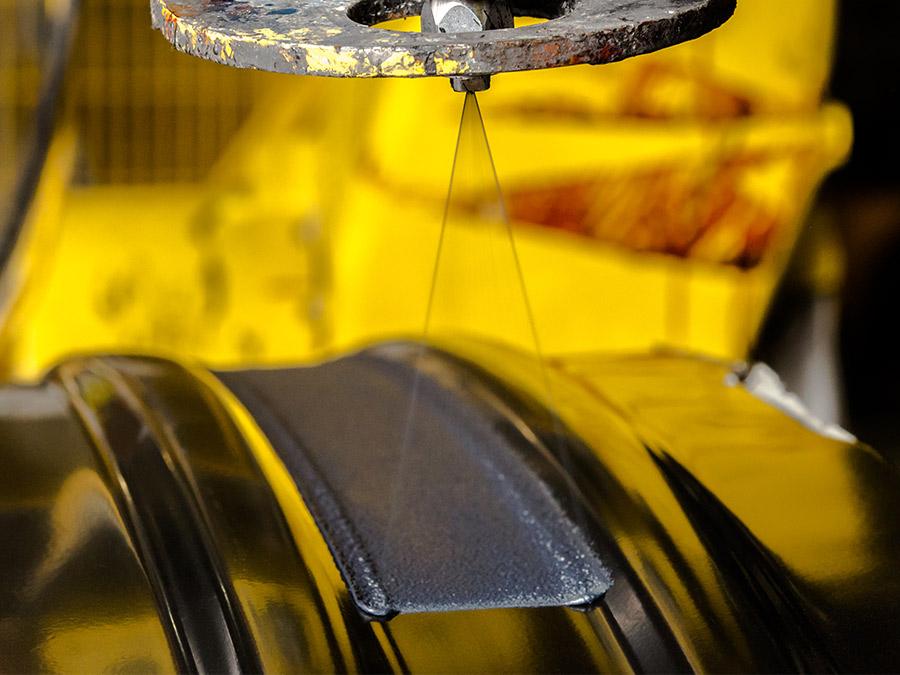 blachford vibration damping materials